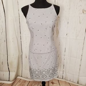 Giorgio Fiorliai  Vintage 2 Piece Skirt Suit